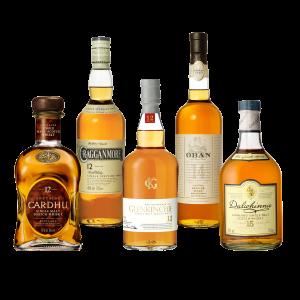 Cadeaux : + de 60 whiskys du monde